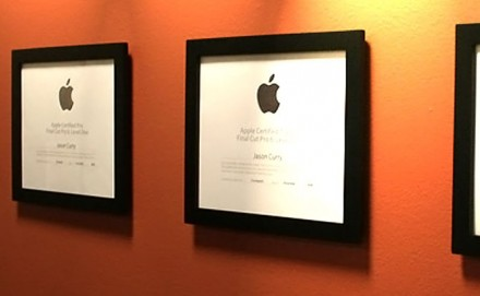 Les certifications Apple : faisons le point