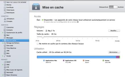 OS X Server 3 pour Mavericks : Quoi de neuf ?