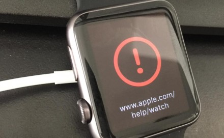Help! My Apple Watch is not booting anymore!
